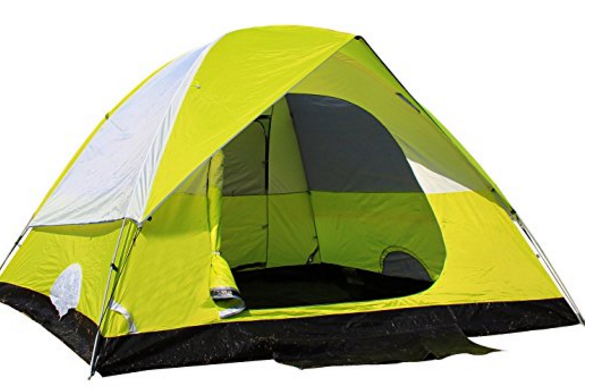 STAR HOME Factory 6 Person Double Layer Family Tent